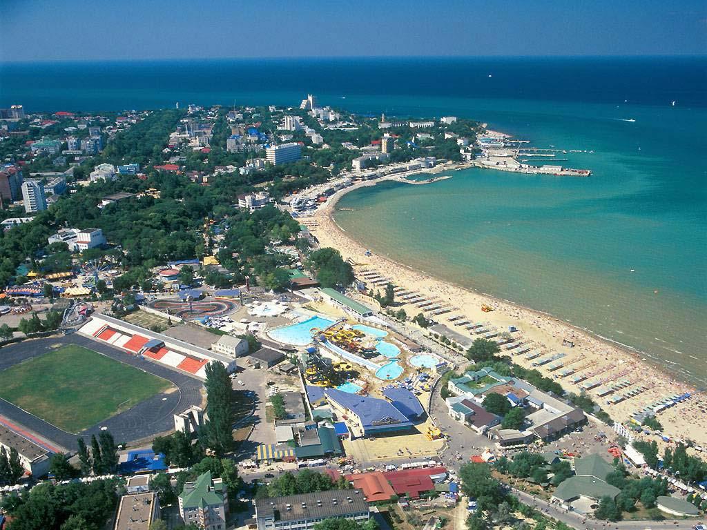 Черное море россия где отдохнуть