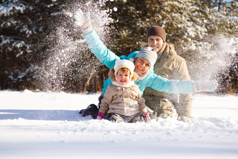 50 дел, которые вам нужно успеть сделать зимой!