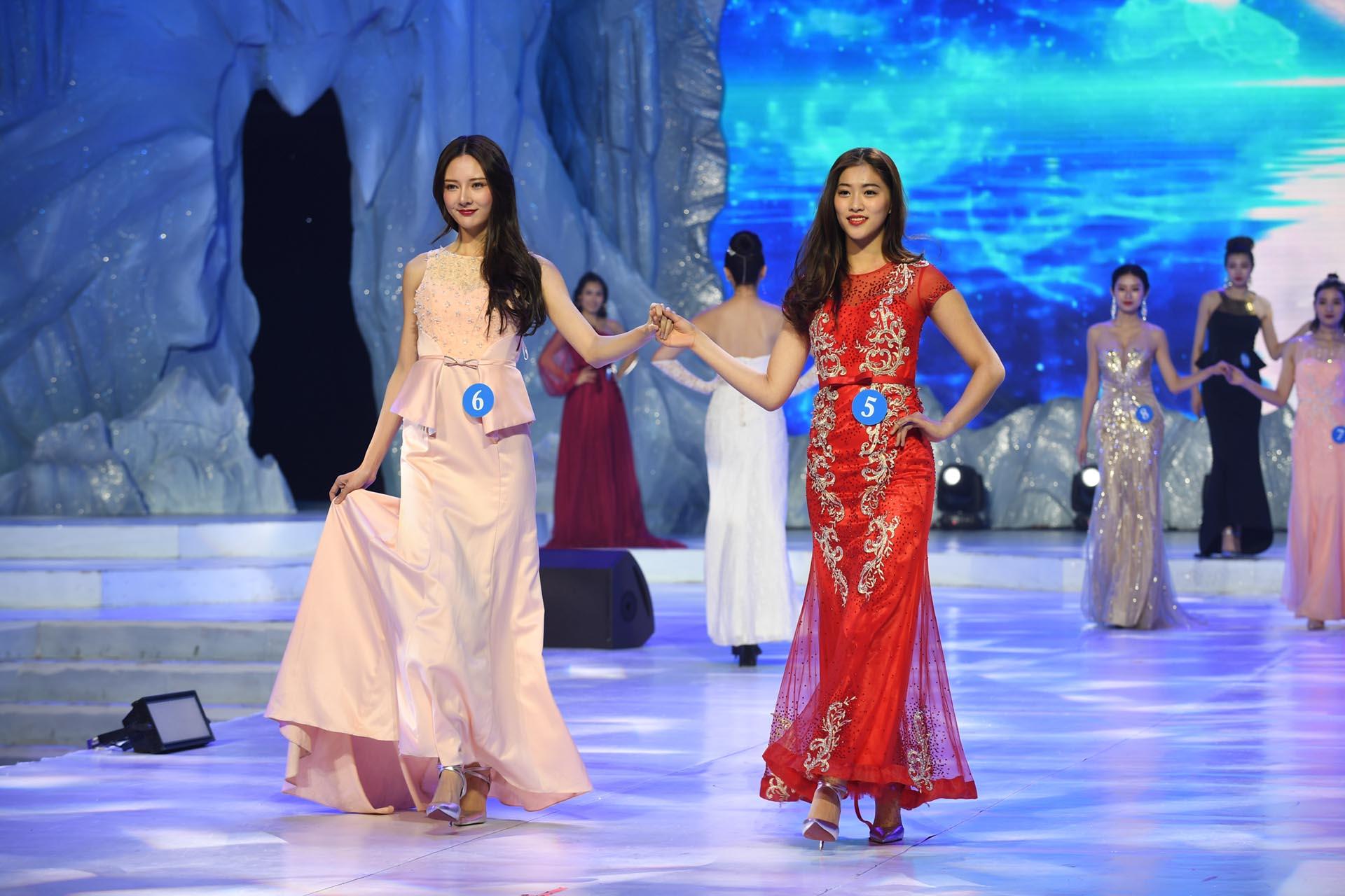 Международные конкурсы в китае