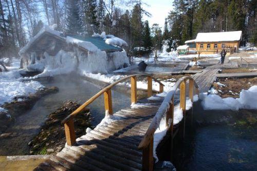 Отдых на байкале термальные источники